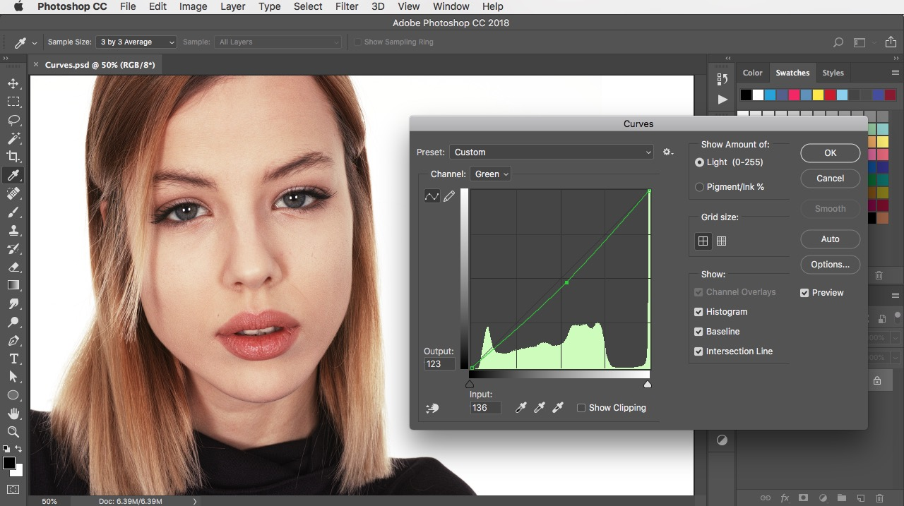how to use the background eraser tool 2 minute photoshop
